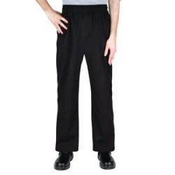 Pantalon Baggy noir XS