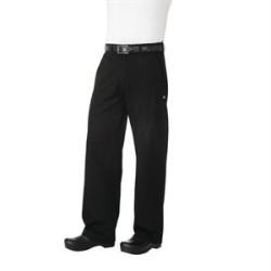 Pantalon professionnel - Chevrons noirs