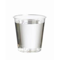 Verre a liqueur jetable