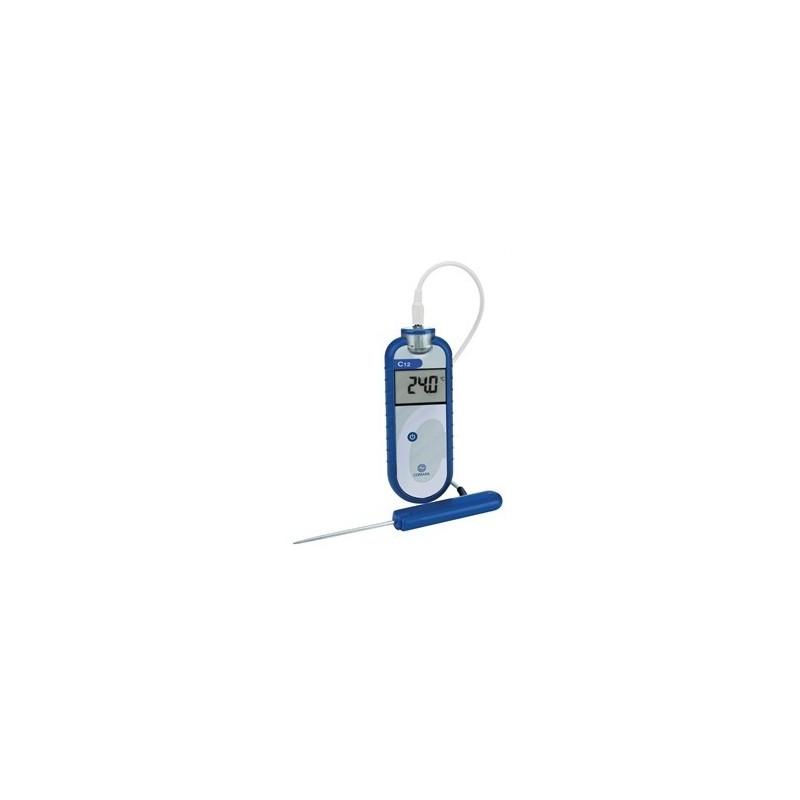 Thermomètre numérique avec sonde