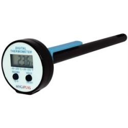 Thermometre a Gril ou Rotissoire Rond