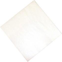 Serviettes en papier blanches - 330 mm - Fasana - Lot de 1500
