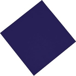 Serviettes en papier bleues - 330 mm - Fasana - Lot de 1500