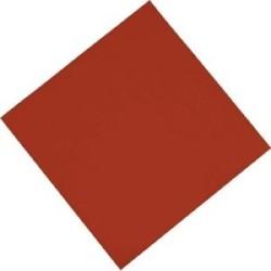 Serviettes en papier bordeaux - 330 mm - Fasana - Lot de 1500