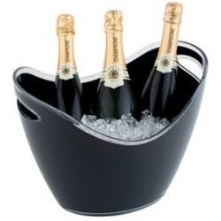 Seaux à vin / Champagne en acrylique pro Gastro