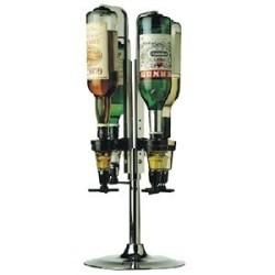 Support de bouteilles rotatif pro Gastro