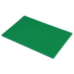 Planche à découper basse densité de couleur pro Gastro