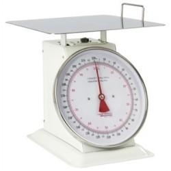 Balance avec plateau extra large 100kg pro Gastro