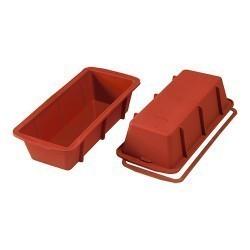 MOULE EN SILICONE - MOULE À CAKE 30 CM pro Gastro