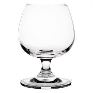 Verre à cognac cristal Bar Collection pro Gastro 255ml lot de 6