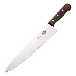 Couteau de cuisinier à manche en bois 25,5cm Victorinox
