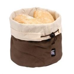 Corbeilles à pain marron et beige pro Gastro