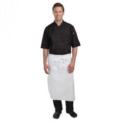TABLIER DE CHEF BLANC pro Gastro