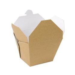 250 boîtes alimentaires en carton
