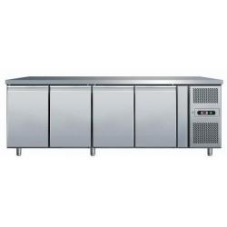 Tour pâtissier avec granite 4 portes gamme 800