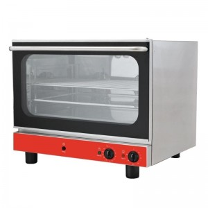 Four pulse avec humidificateur a viennoiserie 600x400mmm TECHNITALIA