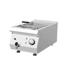Friteuse électrique professionnel 8 litres avec vidange