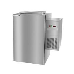 Armoire réfrigérée positive 1200 litres double GN2/1