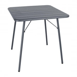 Table carré Bistro empilable