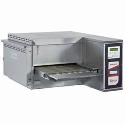 Four électrique à translation ventilé 25-20 pizzas Ø 350 mm