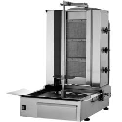 Machine Kebab à gaz 60 KG DELUXE GGMASTRO