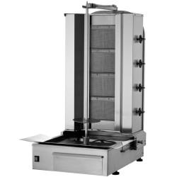 Machine kebab  80 kg DELUXEGGMASTRO
