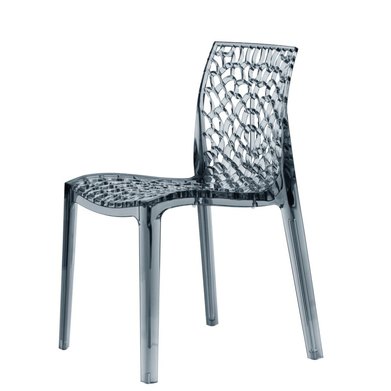 Chaise De Restaurant En Polycarbonate Design Gastromastro Group Sas