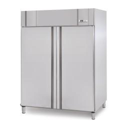 Armoire refrigerée positive 1200 litres double GN2/1  négative
