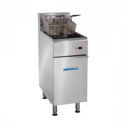 Friteuse Monobloc  2 X 10/12 L gaz