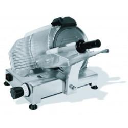 Trancheur à jambon professionnel 25cm -Épaisseur de coupe 0 - 12 mm réglable en continu