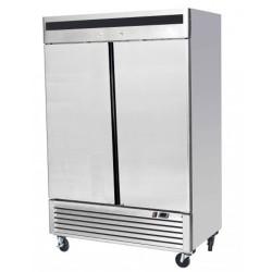 Armoire réfrigérée positive - 1335 L. - Paiement 4X - Inox - Garantie 2 ans - Classe N