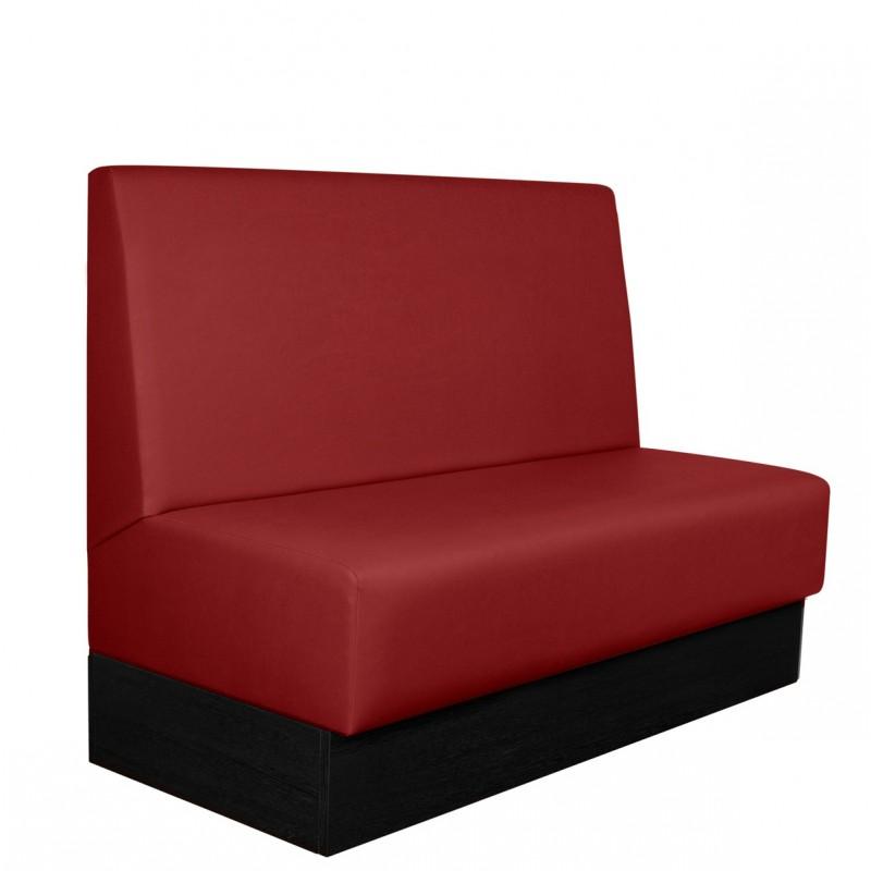 banquette de bar model rang rouge gastromastro group sas. Black Bedroom Furniture Sets. Home Design Ideas