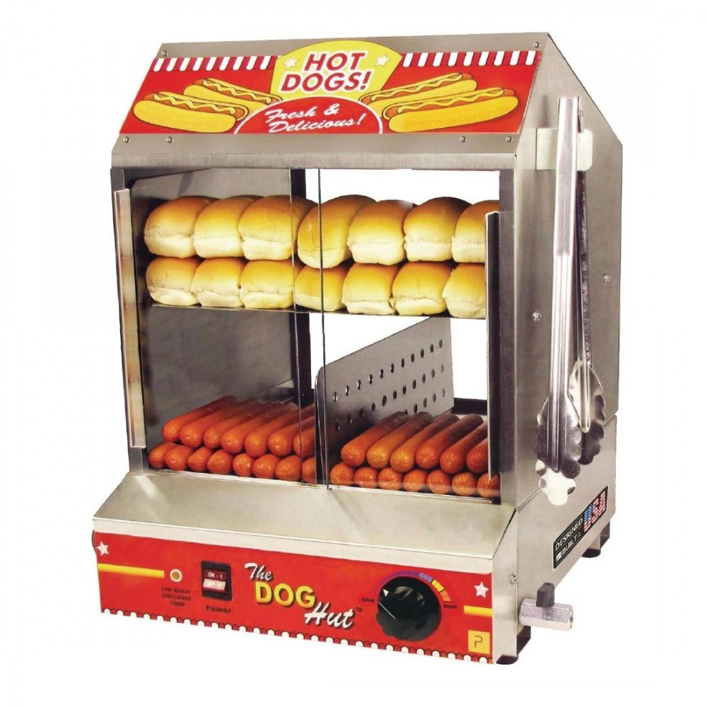 Machine à hot dog professionnel americaine