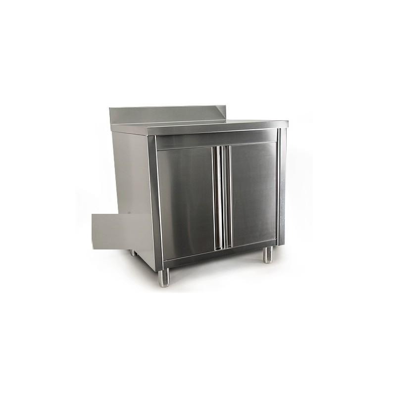 placard porte battante sur pied 900 h x 800 l x 600 p mm gastromastro group sas. Black Bedroom Furniture Sets. Home Design Ideas