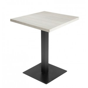 Ultra Blanc De Restaurant Table Base Ø70 54jL3RScAq