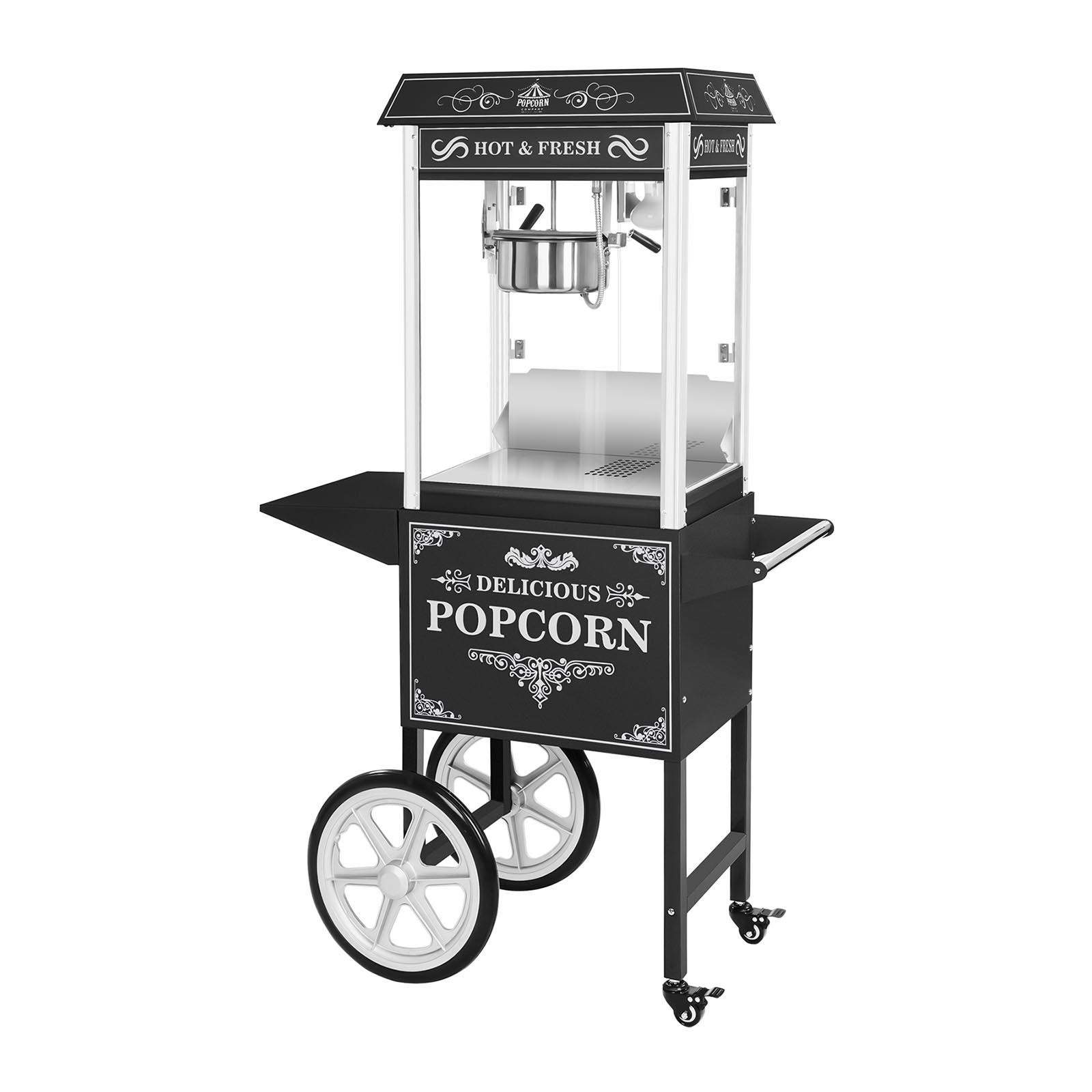 Fabriquer Socle Machine À Laver appareil à pop-corn professionnel - paiement 4x - 5 kg/heure