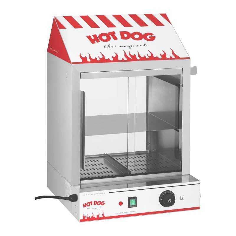 Machine à hot dog professionnel americaine