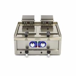 Cuiseur à pâtes électrique 3 paniers 230v a poser GGM
