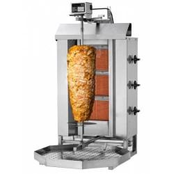 Machine Kebab à gaz 60 kg GGMASTRO