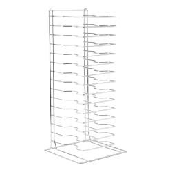 Porte-grilles à pizza - 15 niveaux