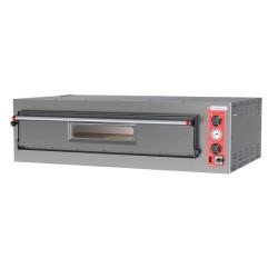 Four à pizzas électrique - 6 pizzas - PIZZA GROUP - 380 V.