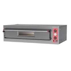 Four à pizzas électrique - LARGE - 6 pizzas - PIZZA GROUP - 380 V.