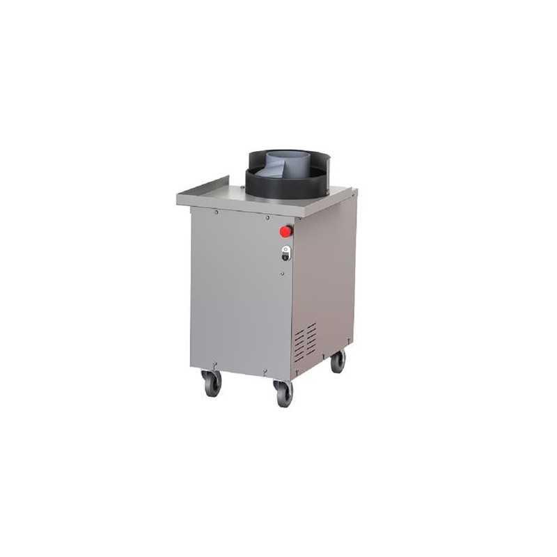 Bouleuse automatique - 300 G. - PIZZA GROUP - pâte à pizza