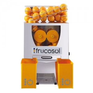Machine à jus / presse-agrumes automatique - Self-service - Production intensive - Oranges, clémentines et citrons