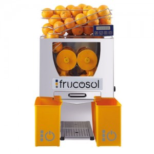 Machine à jus / presse-agrumes avec programmateur - Self-service - Production intensive - Oranges, clémentines et citrons