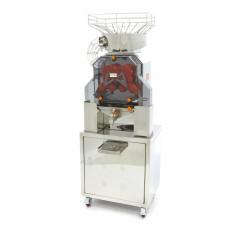 Machine à jus / Presse agrumes avec support + robinet - Self-service - Gros débit - Oranges, clémentines et citrons