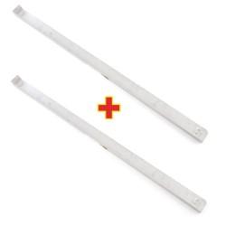 Kit rails pour étagères - ps900 + PZ380 + PZ381