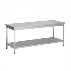 Table inox - AISI 430 - 1000(L) x 600 (P) x 920 (H) mm