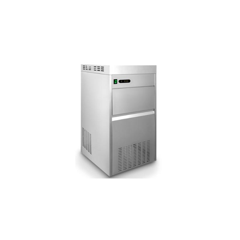 machine glace paillette 85 kg jour a eau automatique classe n