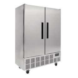 Armoire réfrigérée négative - 960 L. - Inox - Paiement 4X - Garantie 2 ans - Classe N